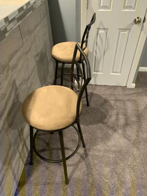 Swivel bar stools for Sale in Maple Heights, OH