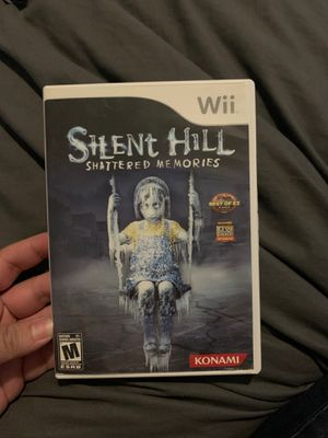 Silent Hill Shattered Memories (Wii) for Sale in Miami, FL