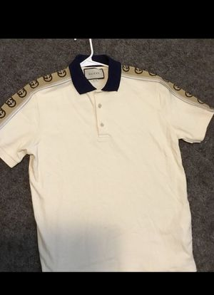 Authentic Gucci Polo Shirt (L) for Sale in OH, US