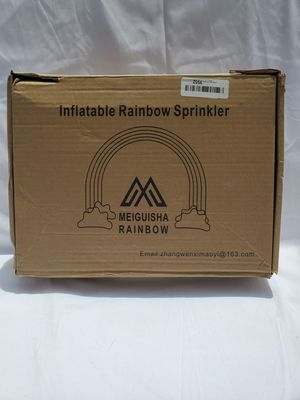 $45 INFLATABLE RAINBOW SPRINKLER for Sale in Las Vegas, NV
