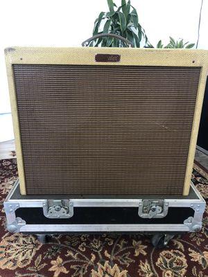 Tweed Hot Rod Deville + Road Case for Sale in Palos Verdes Estates, CA