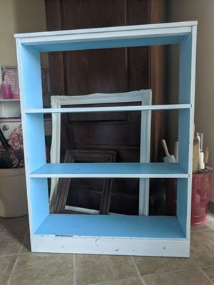 Little Wood Shelf, Bookshelf, Shoe Shelf for Sale in Roy, WA