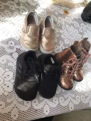 Toddler shoes size 6 for Sale in Los Angeles, CA