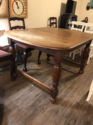 Antique Table for Sale in Riverton, UT