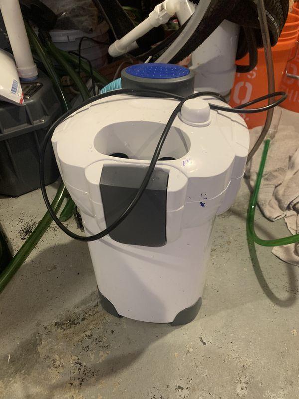 SunSun HW-304 525 gph canister filter