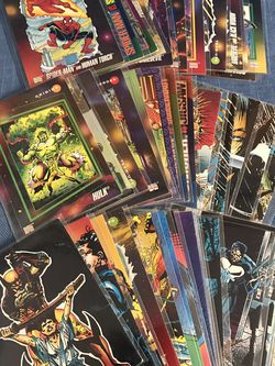 Marvel Trading Cards (1992) - Great Collectibles for Sale in Temecula,  CA