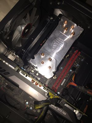 Unfinished Gaming Computer for Sale in Chicago, IL