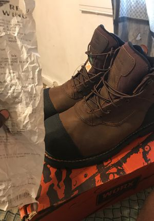 Work steel toe boots size 11 for Sale in Washington, DC