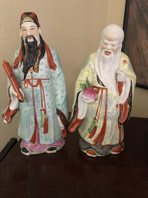 Chinese Wise Men Statues for Sale in Chandler, AZ