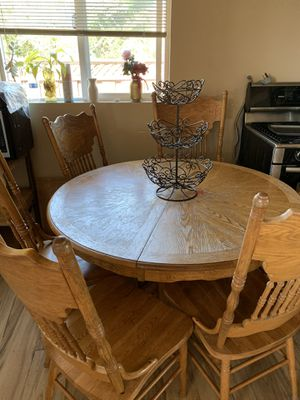 Dining table set for Sale in San Leandro, CA