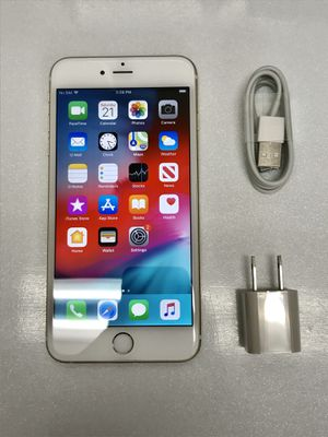 iPhone 6 Plus Gold CARRIER UNLOCKED! for Sale in Lakewood, CA
