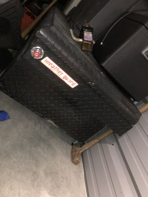Weather guard tool box !!! for Sale in Saugus, MA