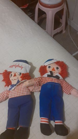 Raggedy Andy for Sale in Vallejo, CA