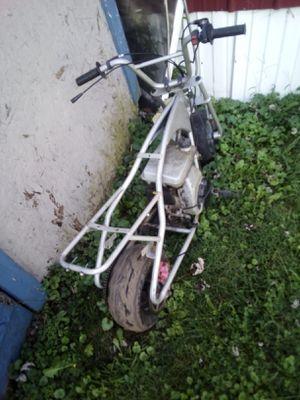 Running mini bike for Sale in Lancaster, OH