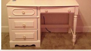 White desk for Sale in Clovis, CA