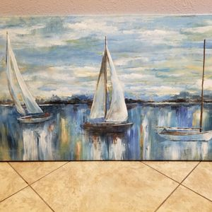 54 × 30 Picture Painting for Sale in Baytown, TX