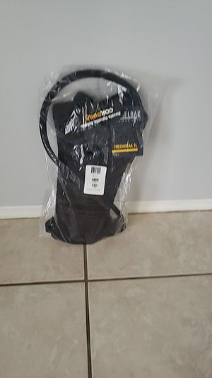 Thermobak 2L Cordura Fabric hydration backpack for Sale in Oviedo, FL