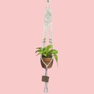 Handmade Macrame Plant Hanger for Sale in Anaheim, CA
