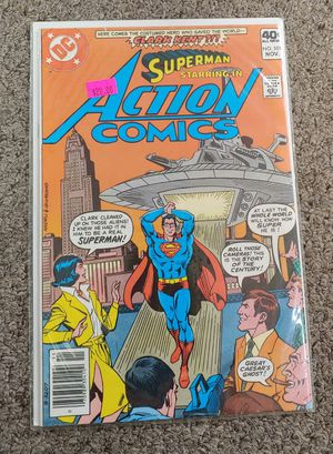 Vintage Superman Comic #501 for Sale in Burlington, NC