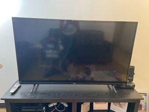 """55"""" inch HD 4K TCL Roku Smart TV for Sale in Newark, NJ"""