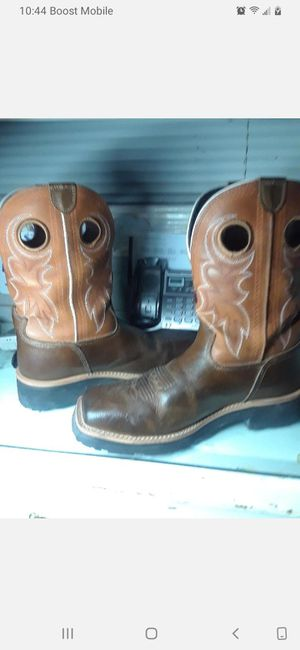 Tony Lama Work Boots for Sale in Hermitage, TN