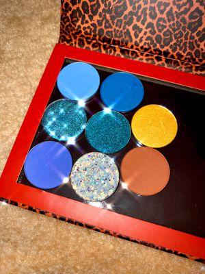 COLOURPOP Custom 'Blu Boo' Mini Palette, 8 shades, *BRAND NEW!* for Sale in Glenwood, MD