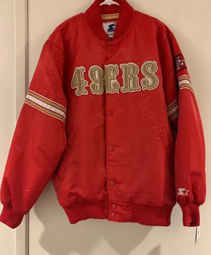 49ers starter jacket for Sale in Selma, CA