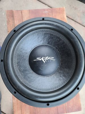 Skat 12 in sub for Sale in West Sacramento, CA