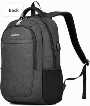 Brand new Waterproof backpack built-in USB charging anti-theft for Sale in Nashville, TN