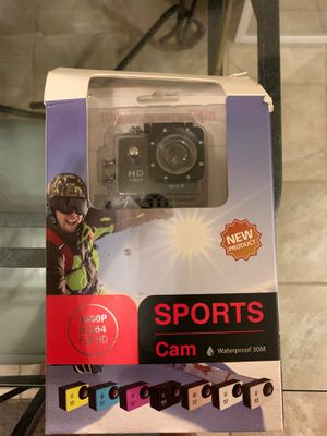 Sports camera for Sale in San Diego, CA