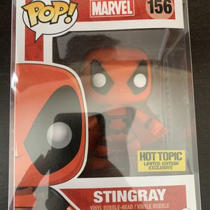 Slap Stick and Sting Ray (Deadpool) HotTopic Exclusives for Sale in San Diego, CA