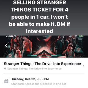 Stranger Things for Sale in Newport Beach, CA