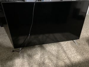 Vizio M50-C1 50 inch 4K TV works well NO HDR for Sale in Columbus, OH