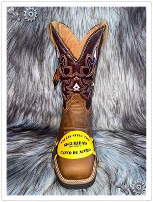 ⛓️🛠️BOTAS DE TRABAJO 🛠️⛓️ for Sale in Dallas, TX