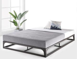 King Metal Platform Bed Frame for Sale in Newcastle,  WA