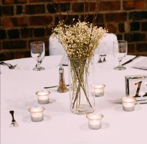 95 Mercury Glass Tealight Votives- great for wedding! for Sale in Columbus, OH