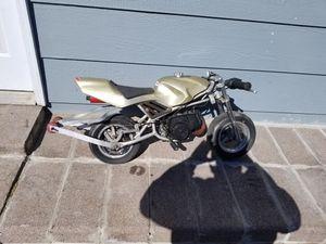 Pocket bike 49cc drag racing for Sale in Denver, CO