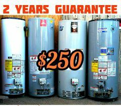 Water Heater Gas Electric or Propane Used Boiler 50 40 30 Gallons Boilers Heaters ⚡🔥💦 AVAILABLE- LAS VEGAS for Sale in Las Vegas,  NV