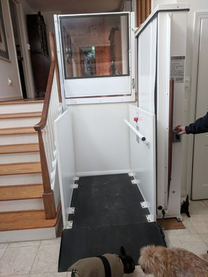 Wheelchair lift for Sale, used for sale  Jackson, NJ