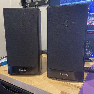 Infinity Reference 152 Bookshelf Speakers (Pair) for Sale in Torrance, CA
