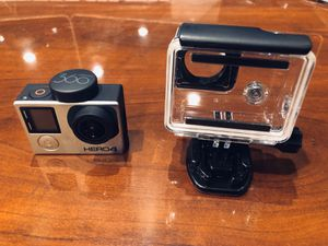 Gopro Hero black 4 - 64 gig mini usb - waterproof case - excellent condition!!!! for Sale in Los Angeles, CA