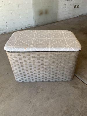 Wicker Storage Container for Sale in Phoenix, AZ