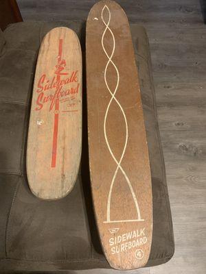 2 Nash skate boards for Sale in Watauga, TX
