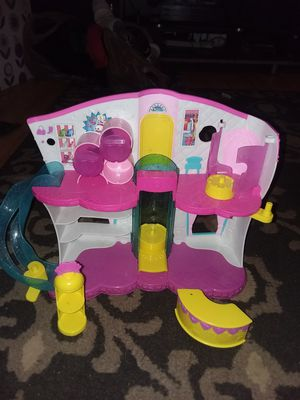 Shopkin sets and my lil pony castle about 5 sets for Sale in Columbus, OH