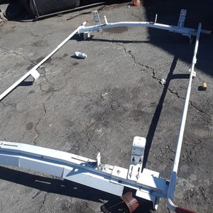 Weather guard ladder-lumber rack for Sale in Fairfield, CA