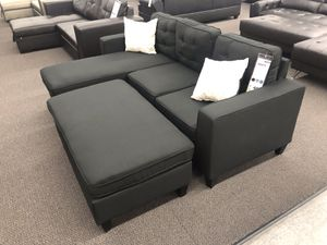 New Sectional Couch Pullout Bed. $500. Free Delivery. Financing Available. $50 Down no Interest for 90 Days. for Sale in Los Angeles, CA