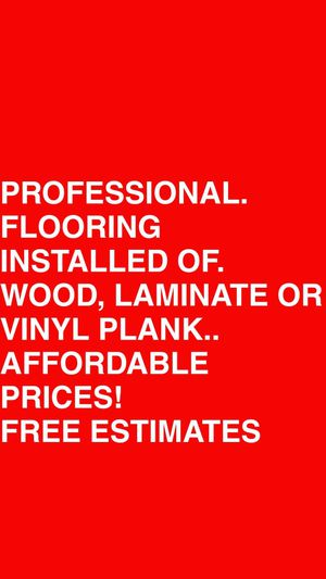 Hardwood, Laminate And Vinyl Plank for Sale in Tempe, AZ
