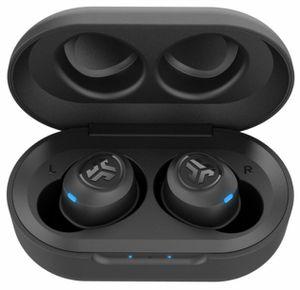 JLab Audio - JBuds Air True Wireless Earbud Headphones - Black for Sale in Tempe, AZ