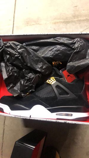 Black 4's brand new Jordan's for Sale in Columbus, OH