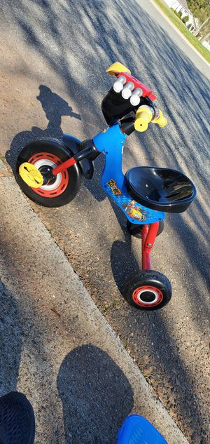 Mickey Mouse Tricycle for Sale in Concord, NC